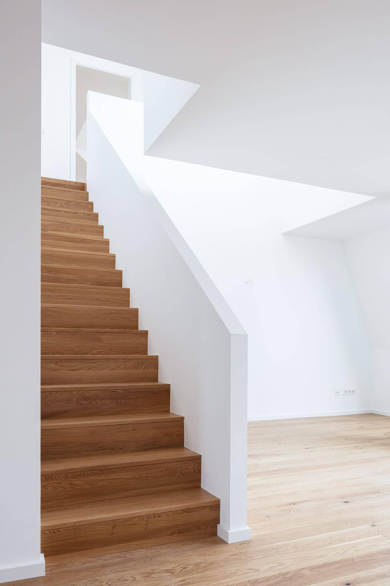 Interieurfotografie Treppe im Raum
