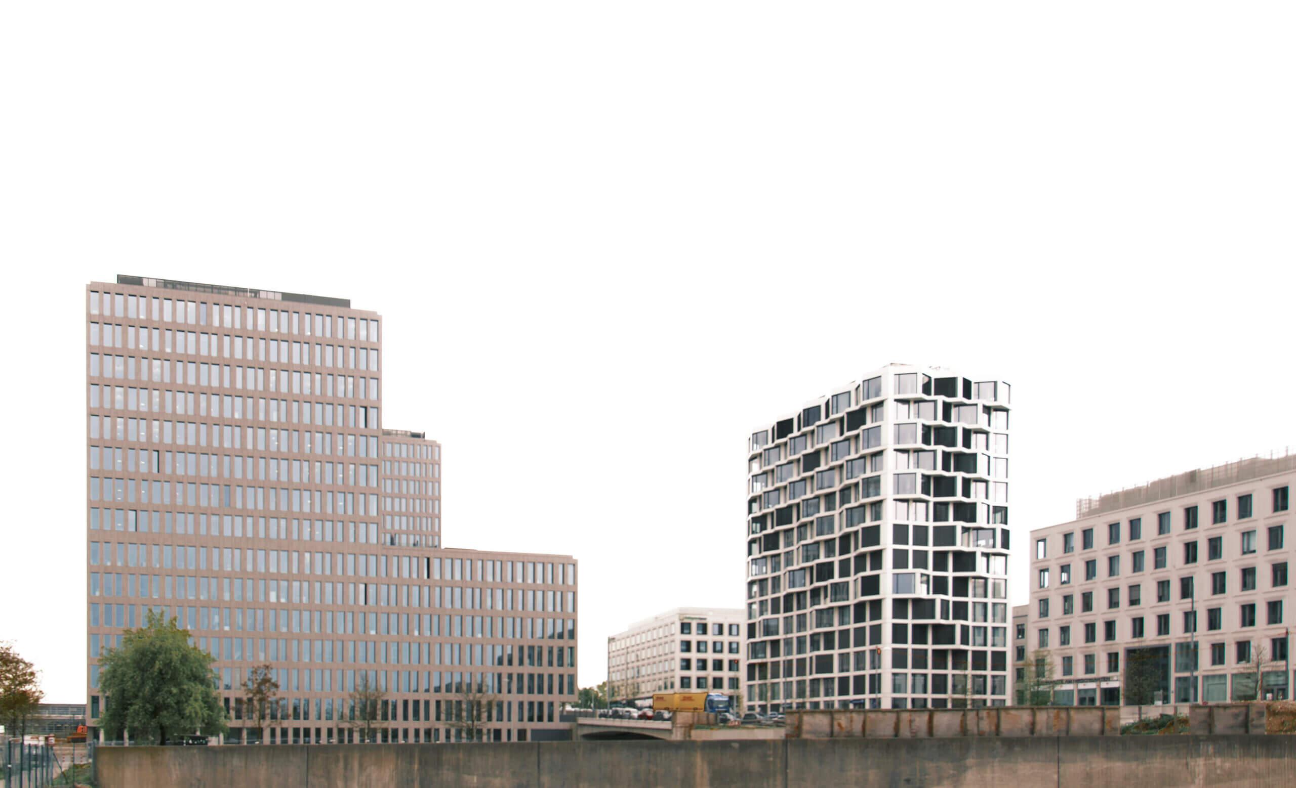 Projektentwicklungen in München, Friedenheimer Brücke