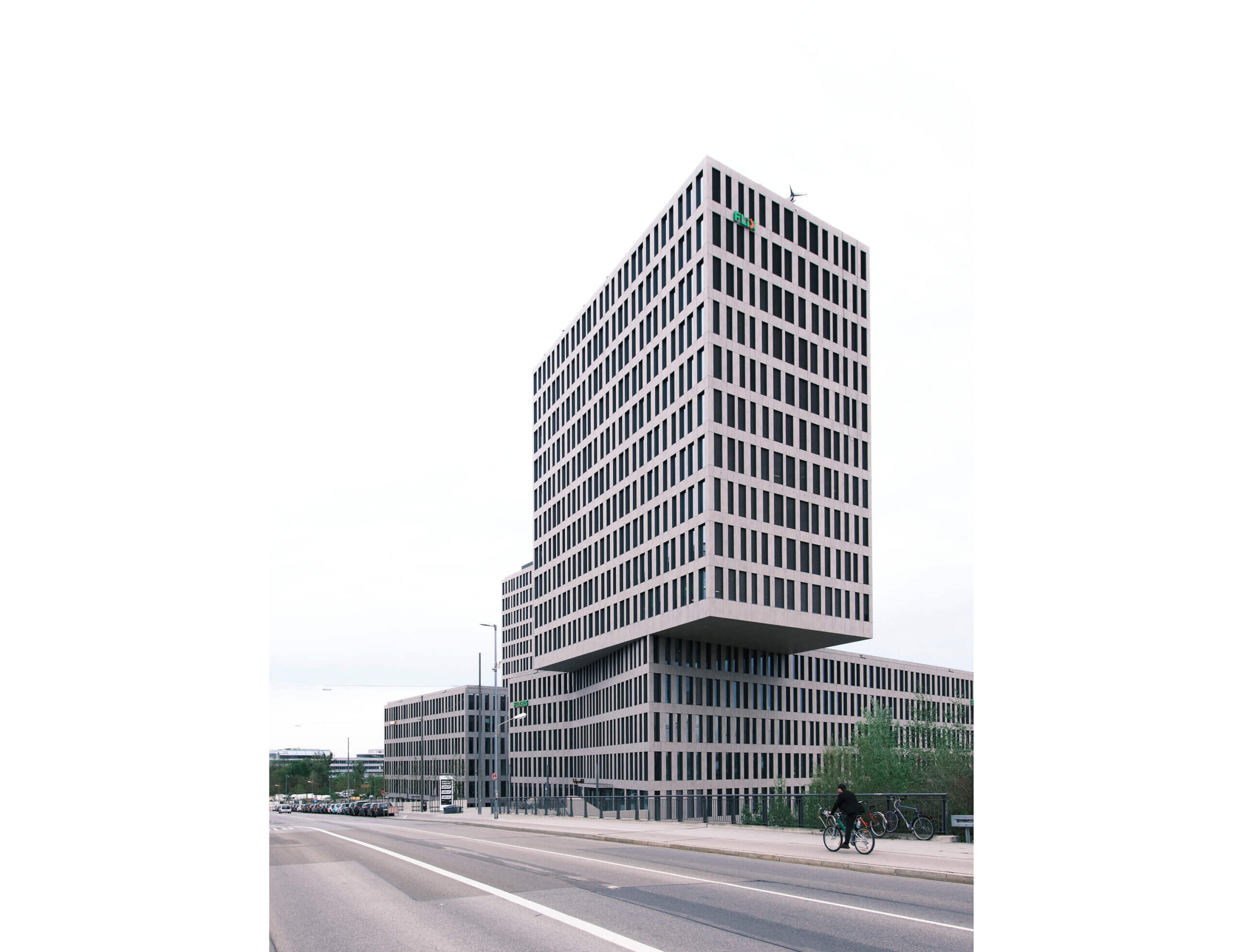 Bürogebäude Kap West