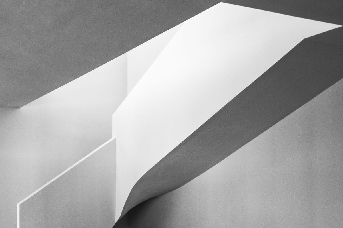 Interieurfotografie Aufgang