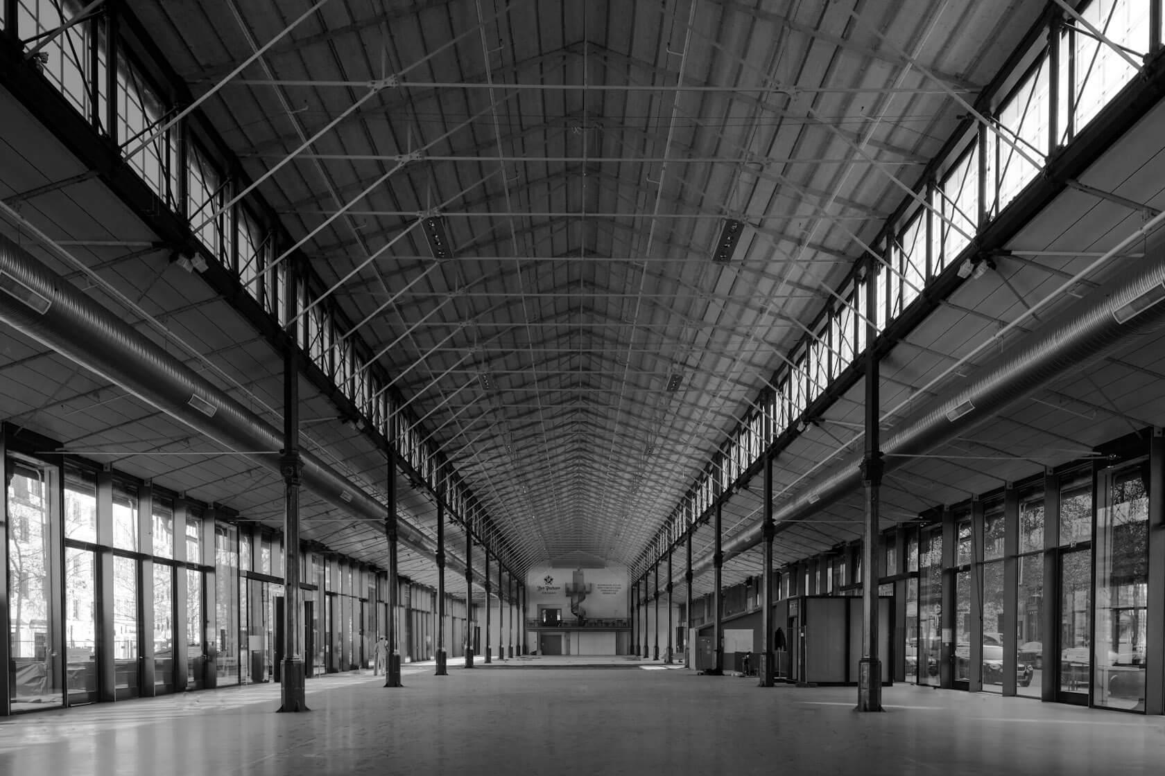 München, die Schrannenhalle