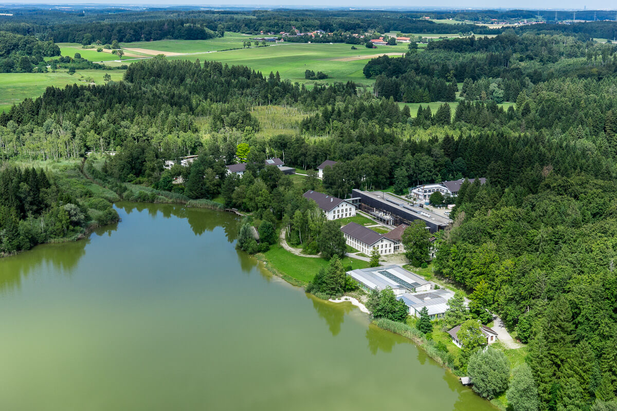 Luftbildfotografie Max-Planck-Institut für Ornithologie