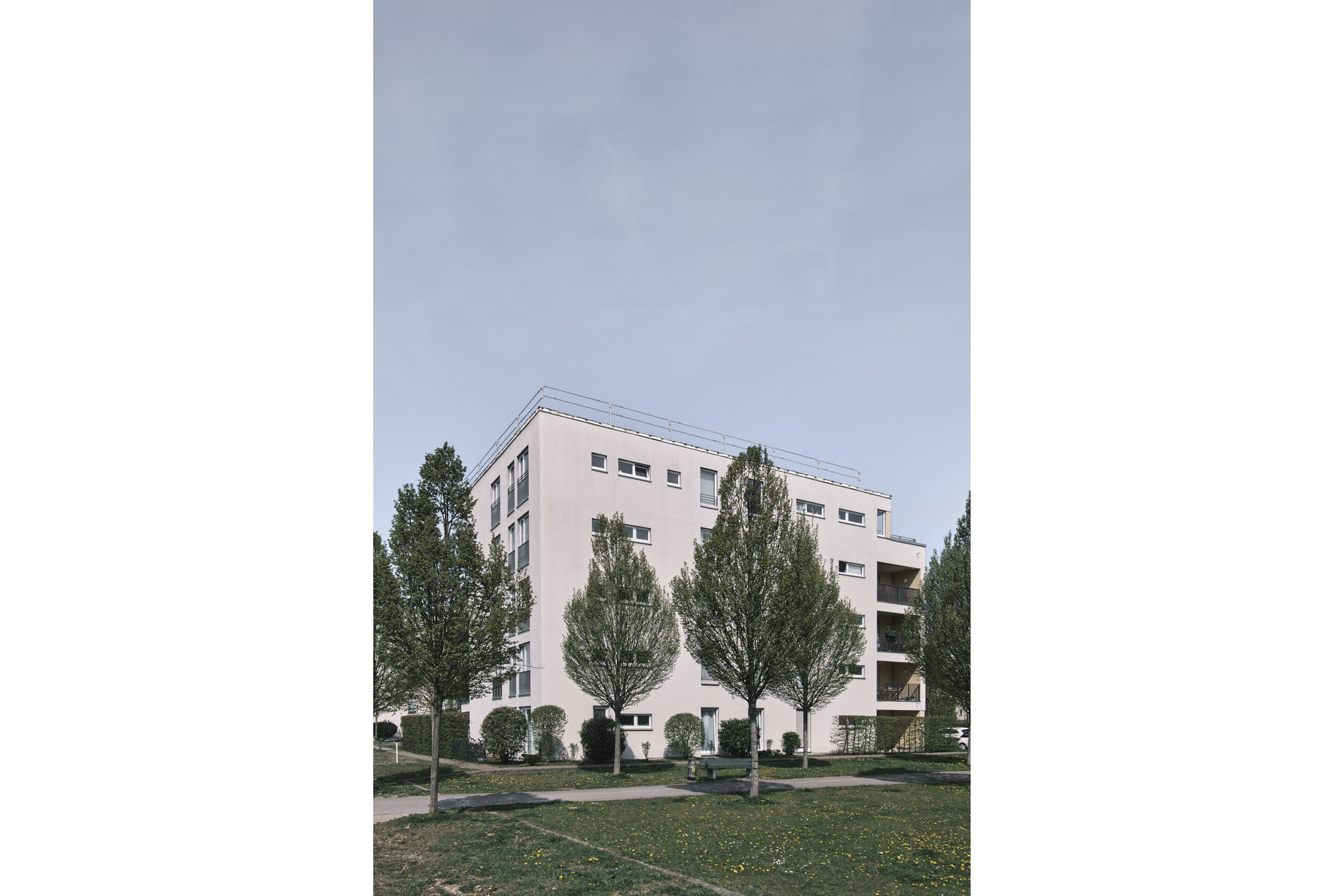 Wohnen im Hirschgarten