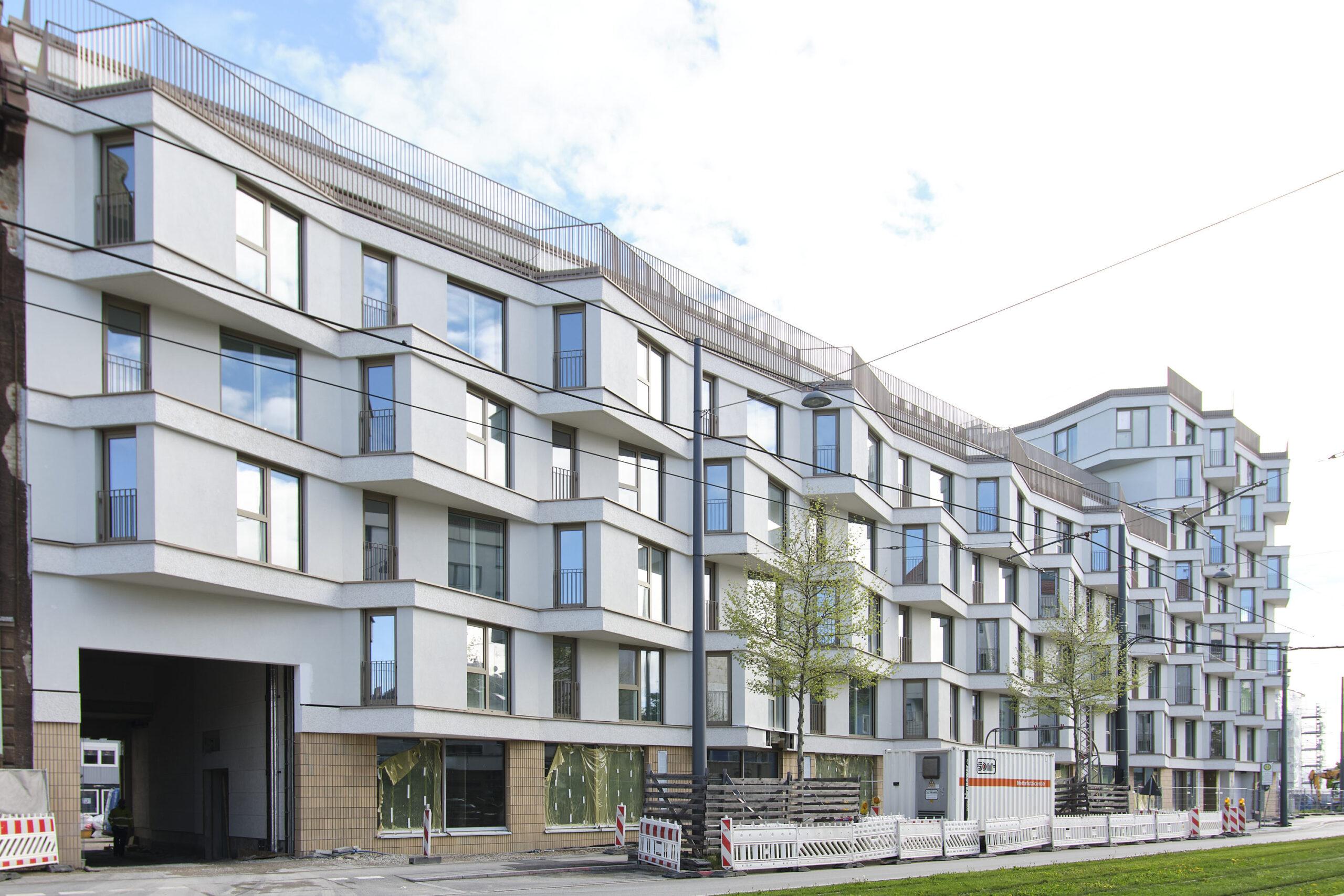 Wohnungsprojekt Kupa